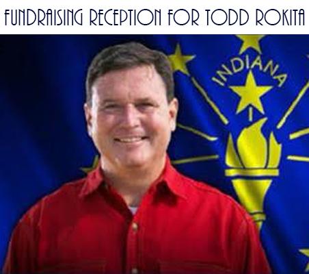 Fundraising Reception Supporting Congressman Todd Rokita